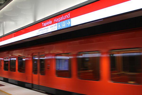 Tule piipahtamaan kahvilla toimistolla Tapiolassa vaikka metrolla ;)